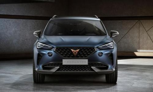 Cupra的电动SUV看起来很漂亮