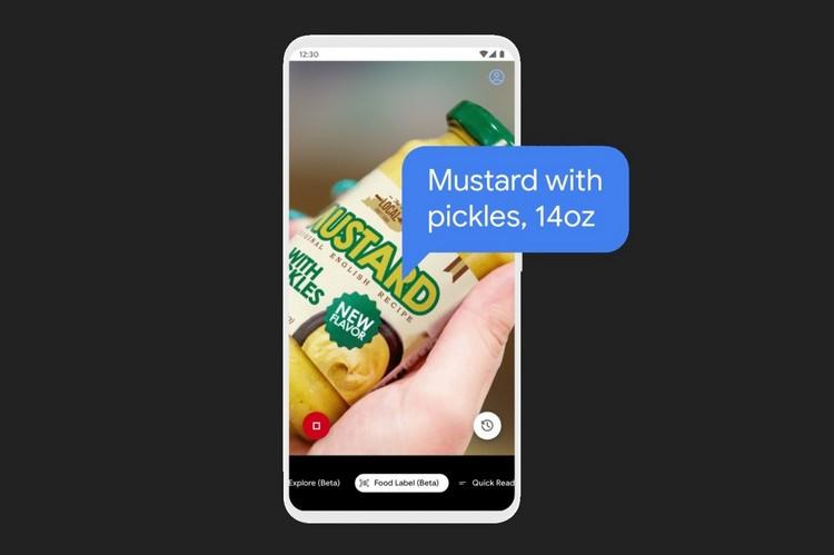 """Google的视觉辅助""""监视""""应用程序现在可以识别食品并大声朗读"""